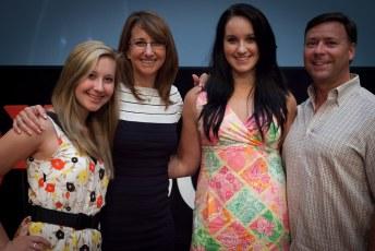 TEDxBoston 2012 - Danielle Duplin and family