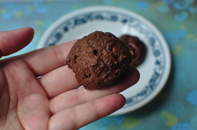 chocolate pb dream cookies 06