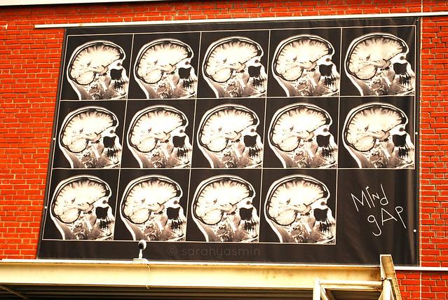 mind gap exhibition