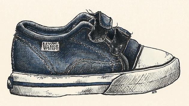 van's shoe