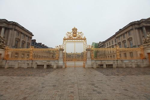 Château de Versailles V