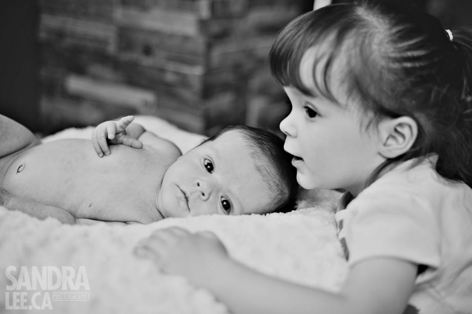 Amelia + Scarlett