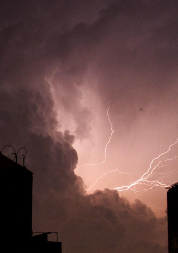 4th of July Lightning, NYC