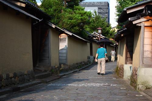 In Samurai district