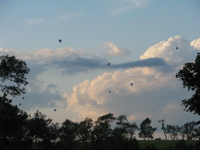 Balloon Ascent