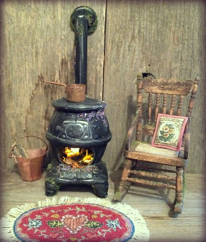 How to: Fairy Wood Stove