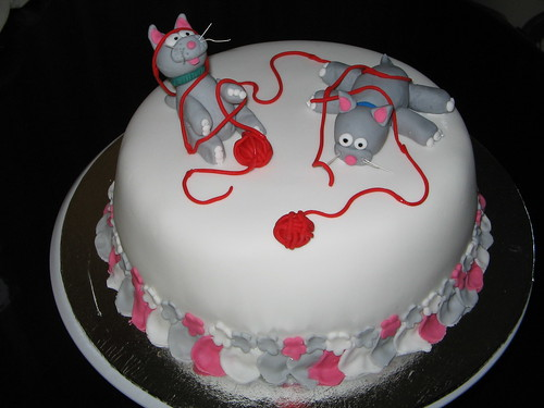 cat cake by zoyainc_1969