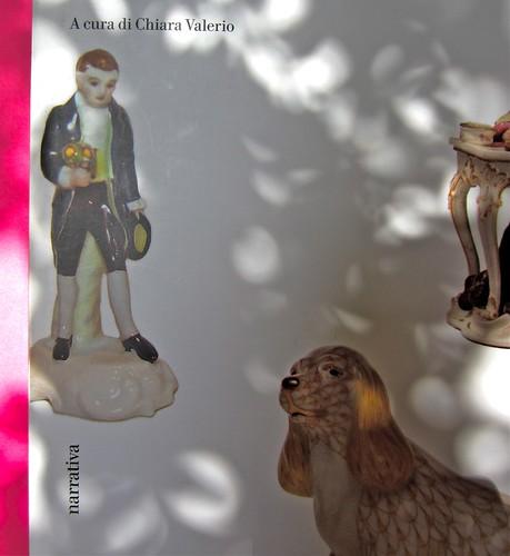 Virginia Woolf, Flush. Una biografia. A cura di Chiara Valerio; nottetempo, Roma 2012. progetto grafico di Dario e Fabio Zannier. copertina (part.), 4