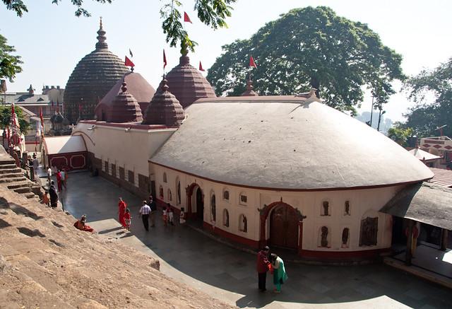 temple tàntric de kamakhya Mandir