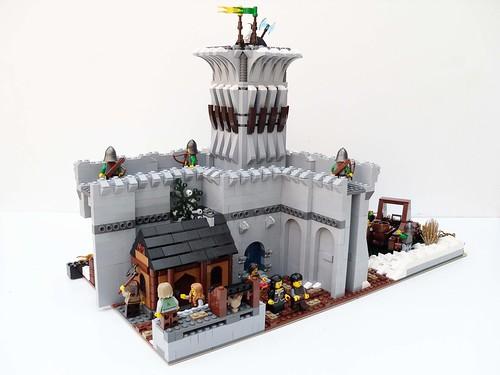 Druid Tower (1) by 'Ecclesiastes