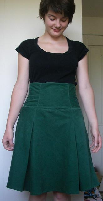 yay, skirt