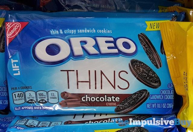 Nabisco Chocolate Oreo Thins