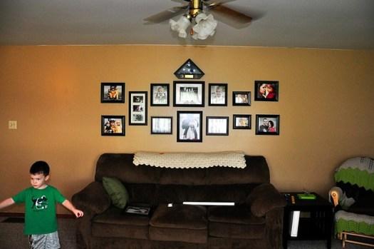 Hanging Photos