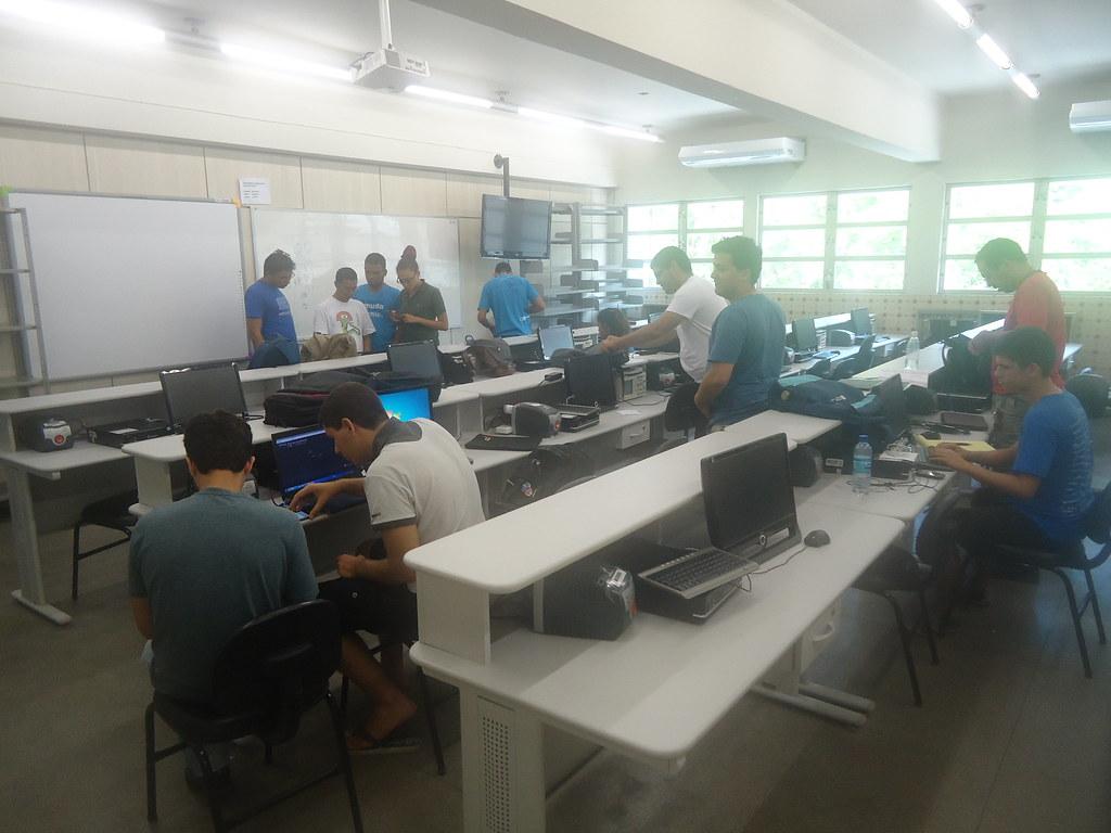 Nossa arena de programação