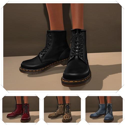 Short Boots 1