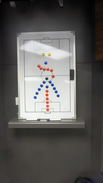 Tactics whiteboard