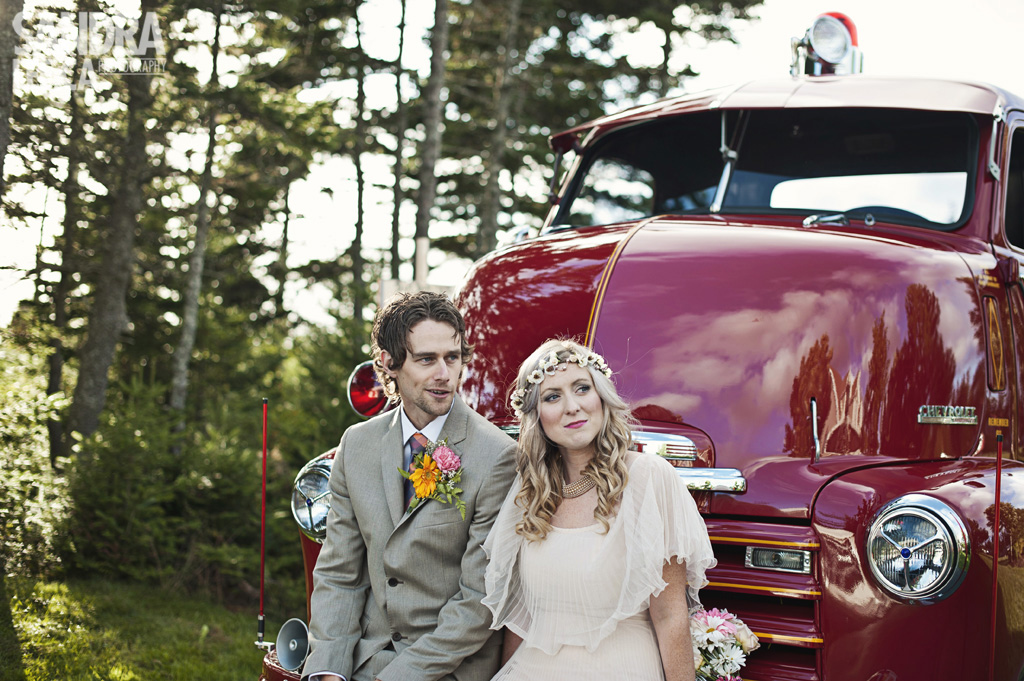 Amy + Trevor: Whimsical Rustic Circus Wedding
