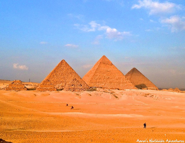 Great Puyramids of Giza