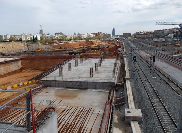 Zona nuevo puente del Trabajo - Sur - 19-04-2012