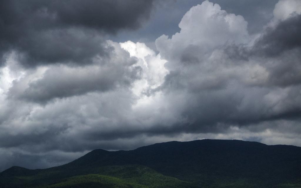 Storm Over Vermont