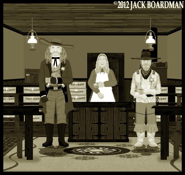 Breakfast at Seven Tables ©2012 Jack Boardman