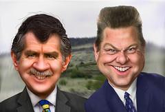 Denny Rehberg vs. Jon Tester - MT Senate 2012