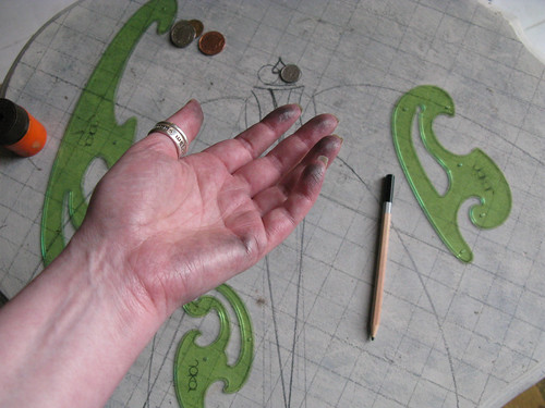 It's dirty work