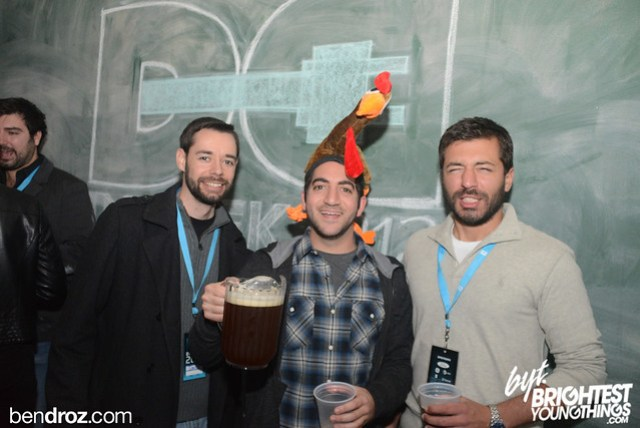 Nov 3, 2012-DC Week Launch - BenDroz 57