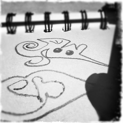 Sketching again
