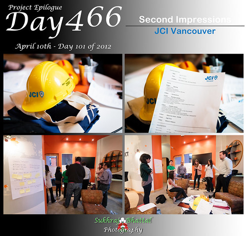Day 465 - Second Impressions