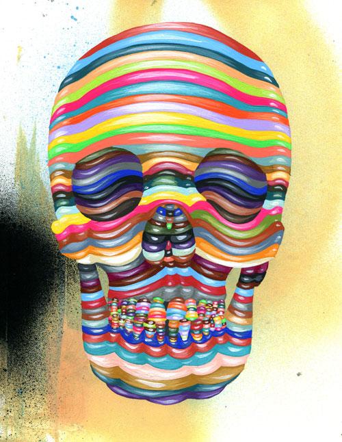 Shaman Skull