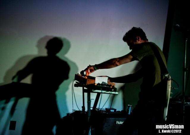 Moonface @ The Luminary Arts