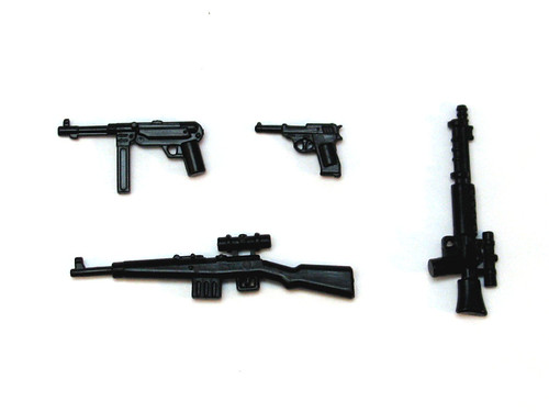 BrickArmy weapons