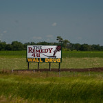 The Wall Drug Ads Begin...
