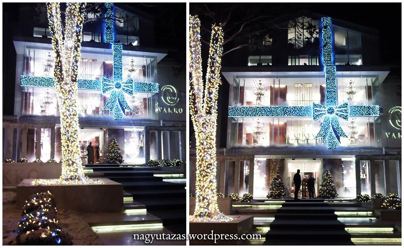 Kellemes karácsonyt innen, Törökországból!