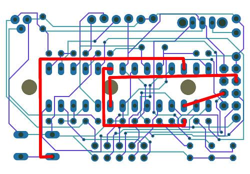 RF Duinode V5 Greenwire Map
