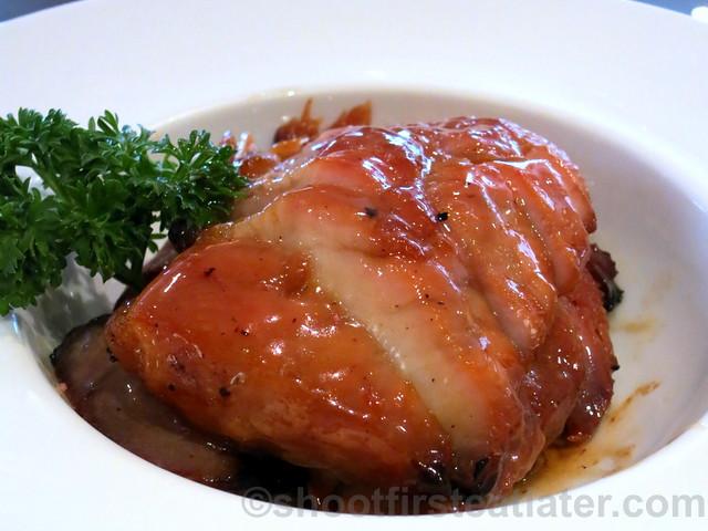 Summer Palace, Edsa Shangri-La- barbecued pork
