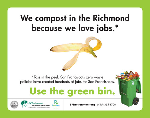 We compost campaign, 2012