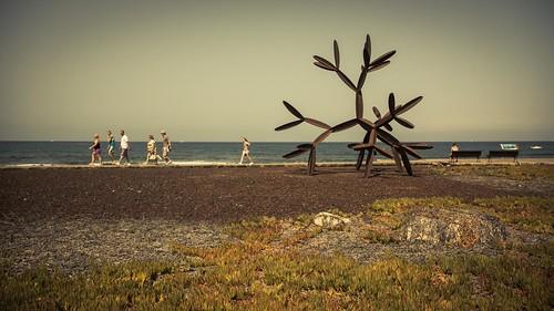 The Tenerife Mystery (Playa de Las Americas, Iles Canaries) - Photo : Gilderic