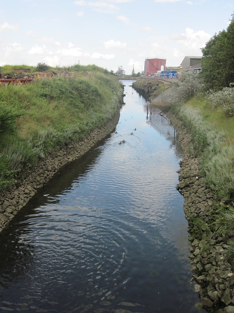 Ormesby Beck joins the Tees