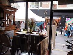 full stop cafe. Brick Lane