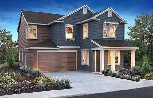 Beach House Plan 2, Elevation C