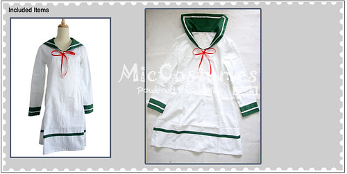 Air  Gear Simca Cosplay Costume