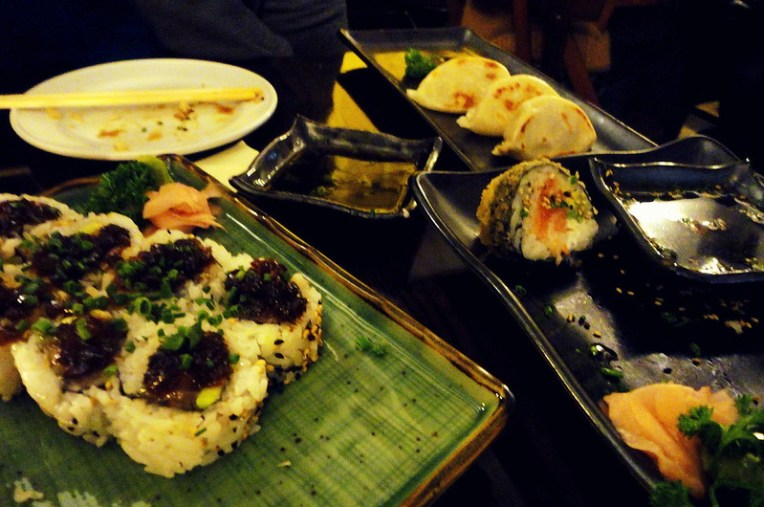 101/366 Sushi!