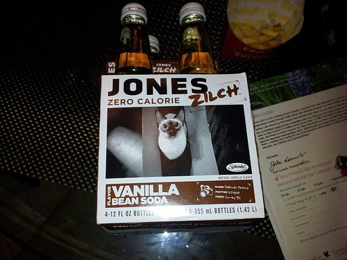 Cinny's Jones Soda picture in the wild