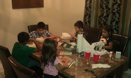 And then the rest joined in :)