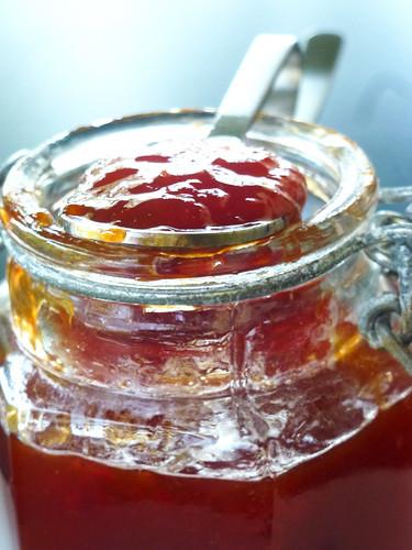 Bell pepper Mustard - Mostarda di peperoni