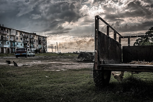 Uphill by Rey Cuba