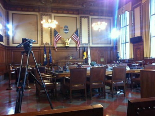 Pittsburgh City Council Room