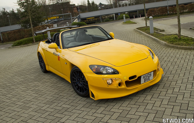 Back In 2005 Purchasing His Brand New S2000 From Alan Day Honda Dealership Simon Never Knew How Far Into The Tuning Scene That Car Would Take Him